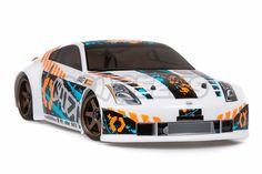 Details about HPI Sprint 2 Drift Nissan 350Z RTR 106154