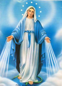 Our lady providence resimler Pictures Of Jesus Christ, Religious Pictures, Madonna, Blessed Mother Mary, Blessed Virgin Mary, Catholic Art, Catholic Saints, Orthodox Catholic, Catholic Churches