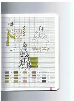 Gallery.ru / Фото #1 - Gravures de mode - Orlanda