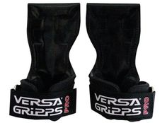 Weightlifting straps, wrist wraps, and gymnastic grips all in one? Logan Gelbrich reviews Versa Gripps here: