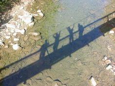 Suck Creek Bridge at Signal Mountain hike