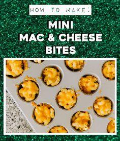erin aschow revenge bakery how to make mini mac and cheese bites
