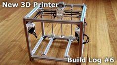 HyperCube+3D+Printer/CNC+by+Tech2C.