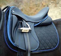 Custom Zaldi Dressage Saddle. #zaldidressagesaddle #saddle #dressage #dressagesaddle #customsaddle