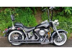 Check out this 1995 Harley-Davidson Heritage Softail CLASSIC listing in Morgantown, PA 19543 on Cycletrader.com. It is a Classic / Vintage Motorcycle and is for sale at $7500.