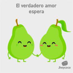 El verdadero amor espera. #humor #risa #graciosas #chistosas #divertidas