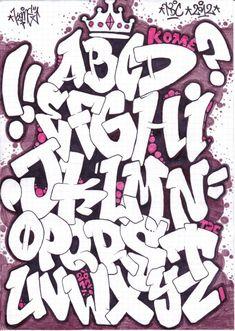 graffiti letters                                                       …