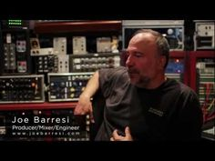 Joe Barresi has recorded some incredible sounding records, and is known for amazing guitar tone. You can hear his work on Tool 10,000 days, Judas Priest, Angel of Retribution, multiple albums from Queens of the Stoneage, Bad Religion, Clutch, and the Melvins just to name a few. So when it was time to record heavy rock guitar with  Symphony I/O a...