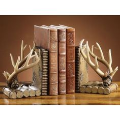 I'm going to buy these for sure!   Crestview Shed's Bridge Bookends at Cabela's