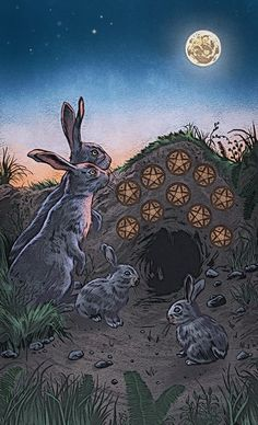 10 of Pentacles - Tarot card meaning for Future: An unexpected solution to a difficult financial problem will appear. The projects and ideas you are currently working on will be of benefit to future generations. source: Animal Totem Tarot