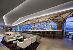 Etihad Opens New Lounge in New York JFK