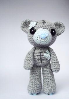 Pattern Tatty Teddy