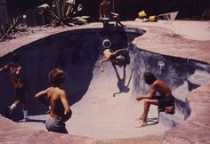 Skate pool