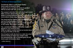 A PART OF AMERICA DIED Law Enforcement Today www.lawenforcementtoday.com