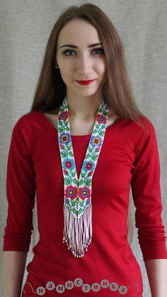 Necklace Gerdan 85 ukrainian necklace bead
