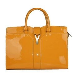 Yves Saint Laurent Cabas Chyc In Yellow 738151