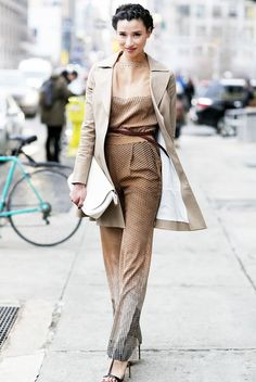 Trend::Style Shoppe  Serafini Amelia   16 Easy Ways to Make Your Look More Sophisticated via @WhoWhatWear