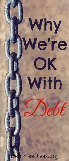 Why Are We OK With Debt? A look at the reasons behind a normalization of debt and how we can adjust those perceptions to achieve debt freedom.