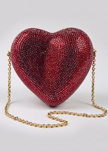I Heart NYC Bag from Judith Leiber