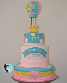 Um aninho da Mariana pra hoje!!❤😍 Balões 🌈 ❤ #balao #balaomagico #candycolors #festabalao #maedemenina #festadoce #docefesta #temabalao #tonspasteis #viagemdebalao #viagem #nuvens #sonhos #festaceu #aniversarioinfantil #aniversario #festaarcoiris #festaunicornio #unicornio #baloes #superfantastico #festainfantil #luiseduardomagalhaes #ba #bahia #lem #lemba #barreirasba #barreiras