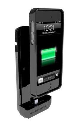 Yellow Jacket debuts smartphone stun gun case for the iPhone 5/5s