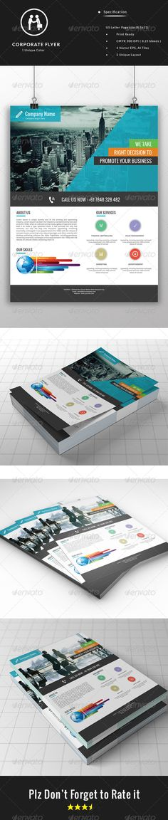 Corporate Multipurpose Flyer Template PSD   Buy and Download: http://graphicriver.net/item/corporate-multipurpose-flyer/8416569?WT.ac=category_thumb&WT.z_author=thinkingbetter&ref=ksioks