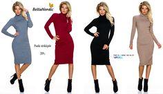 ❤ Paula strikkjole er super flot og skøn kjole ❤ Vi er helt vilde med den 😍 Pris KUN 289,-