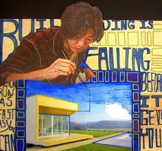 SchoolArtsRoom | Art Education Blog for K-12 Art Teachers: Less is More: A HIgh School Studio Lesson