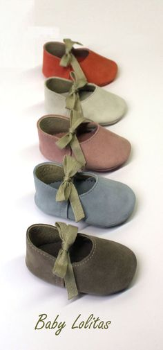 Zapatitos - Shoes Le Petit ( inspiration for dolls)