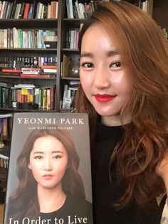 Yeonmi Park reveals the horrors of life in North Korea and her escape to China