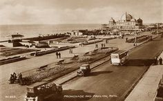 Rhyl Old Pictures, Old Photos, Cymru, North Wales, Welsh, Vintage Postcards, Paris Skyline, Beautiful Places, The Past