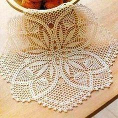 Doily Patterns, Doilies, Crochet, Instagram, Videos, Crochet Circles, Towels, Crochet Doilies, Table Toppers