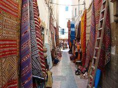 Essaouira street (Morocco)