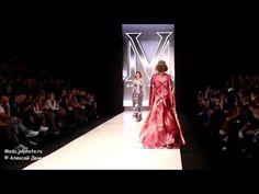 Madina Varisova  на Mercedes Benz Fashion Week Russia 25 10 2015