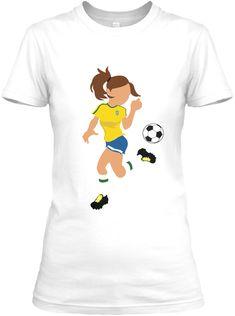 World Cup 2018 T Shirt White Women s T-Shirt Front White Shirts Women 93ec2f982