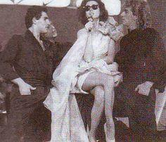 """Gigliola Cinquetti al Festival di Sanremo 1989, con la canzone """" Ciao """" ."""