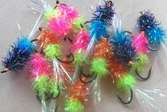 Chartreuse & Pink Spanker Salmon and Steelhead Flies Bass Fishing Lures, Fly Fishing, Crappie Jigs, Salmon Roe, Steelhead Flies, Lure Making, Salmon Flies, Fly Tying Patterns, Salmon Fishing