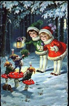 """The Influence of Psychedelic Mushrooms on Christmas by Andrew Arnett Ever wonder why Santa Claus wears a red and white suit, owns flying reindeer and works with magical elves? Researchers believe these are examples of the influence of psychedelic mushrooms on Christmas tradition. Ethnobotanist and mysticTerence McKenna says, """"An example of how a very ancient folkway being incorporated into our culture without even realizing it is provided by discussing Amanita Muscaria."""" Amanita muscaria…"""