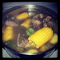 Olla de carne! Traditional costa rican food :)