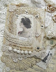 Shabby Chic Inspired: it was her destiny