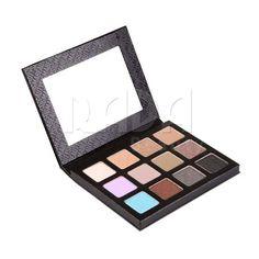 Sigma Beauty - Born to Be Collection - Paleta de 12 Sombras de ojos - Smoke Screen
