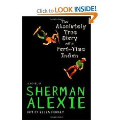 Yes, there are still Native Americans, and they don't live in teepees.  Alexie's YA novel makes you a part of Junior's life, including his drawings, to witness his pre-Glee attempts to be the kid in high school who just doesn't fit in.