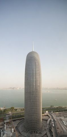 JEAN NOUVEL; Doha Office Tower #architecture ☮k☮