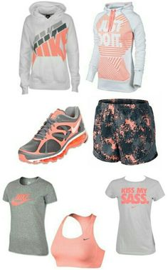 Nike shoes cheap, running shoes nike, nike shoes outlet, nike free shoes, c Nike Outfits, Sport Outfits, Running Outfits, Sport Fashion, Look Fashion, Fitness Fashion, Fitness Clothing, Cheap Fashion, Workout Clothing