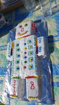 Roboter Kuchen