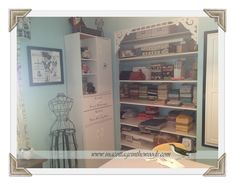 Sewing room Is Finished!