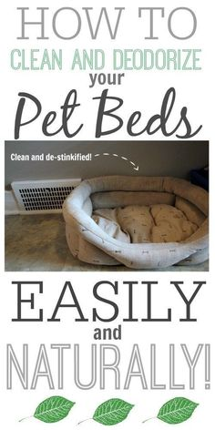 A quick tip for cleaning smelly pet beds using natural ingredients! A quick tip for cleaning smelly pet beds using natural ingredients! A quick tip for cleaning smelly pet beds using natural ingredients! Dog Care Tips, Pet Care, Training Tips, Dog Training, Game Mode, Diy Pet, Natural Cleaning Products, Diy Stuffed Animals, Pet Health