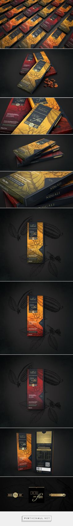 Cacau em Flor NUGALI -  Packaging of the World - Creative Package Design Gallery - http://www.packagingoftheworld.com/2016/04/cacau-em-flor-nugali.html