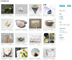 In Another Life - Etsy Treasury - My product: Forest Rescue Skin Balm,  was featured!