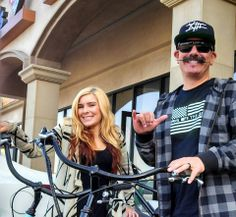Kristen & Brandon's Motiv will be riding into the New Year in style